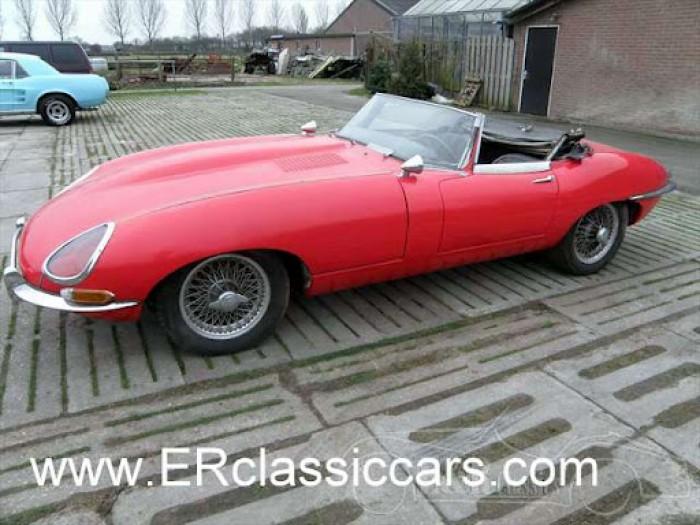 Jaguar 1965 kopen