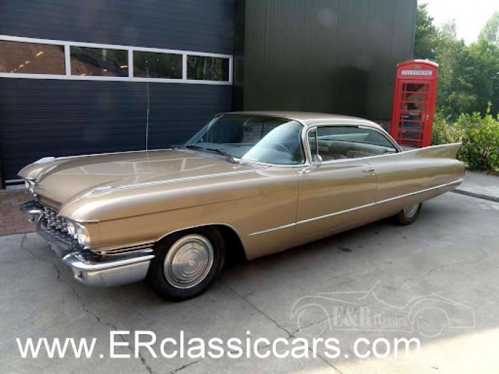 Cadillac 1960 kopen