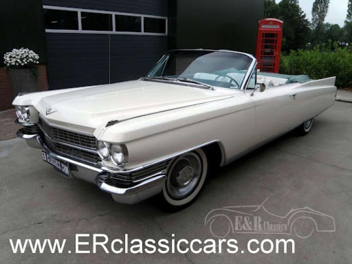Cadillac 1963 kopen