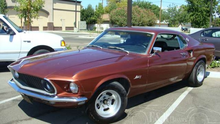 Ford 1969 kopen