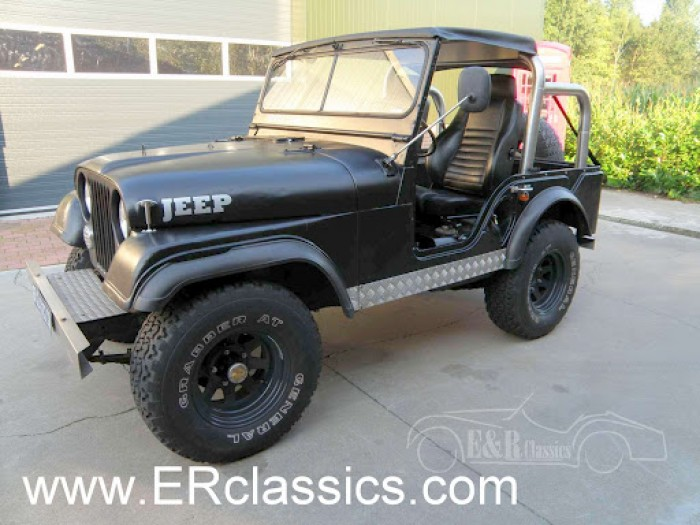 Jeep 1965 kopen