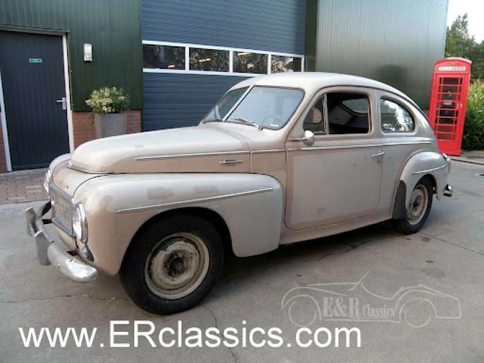 Volvo 1958 kopen