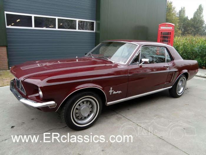 Ford 1968 kopen