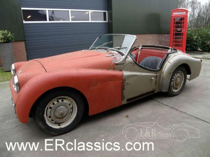 Triumph 1960 kopen
