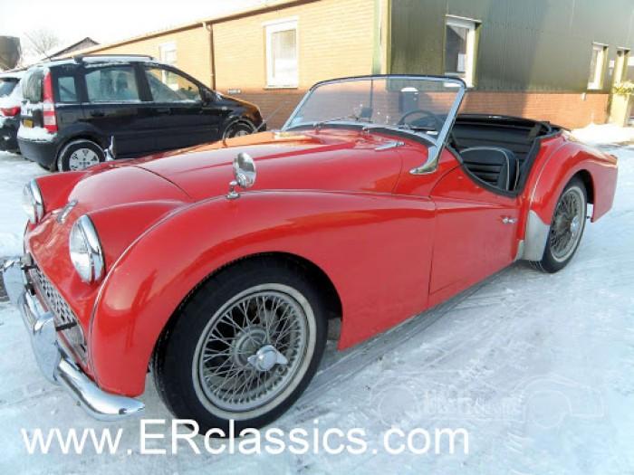 Triumph 1962 kopen