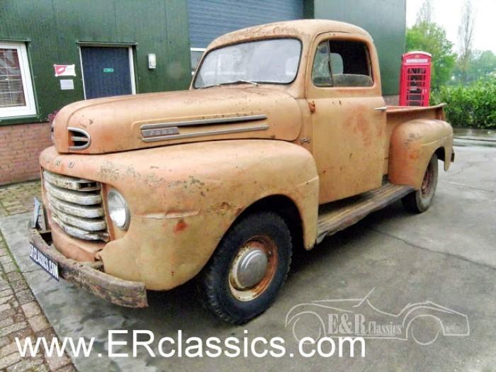 Ford 1949 kopen