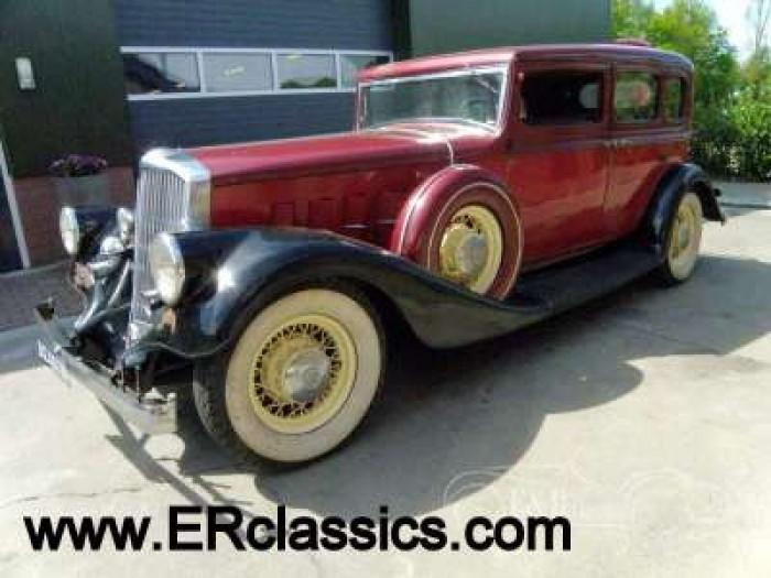 Pierce Arrow 1938 kopen