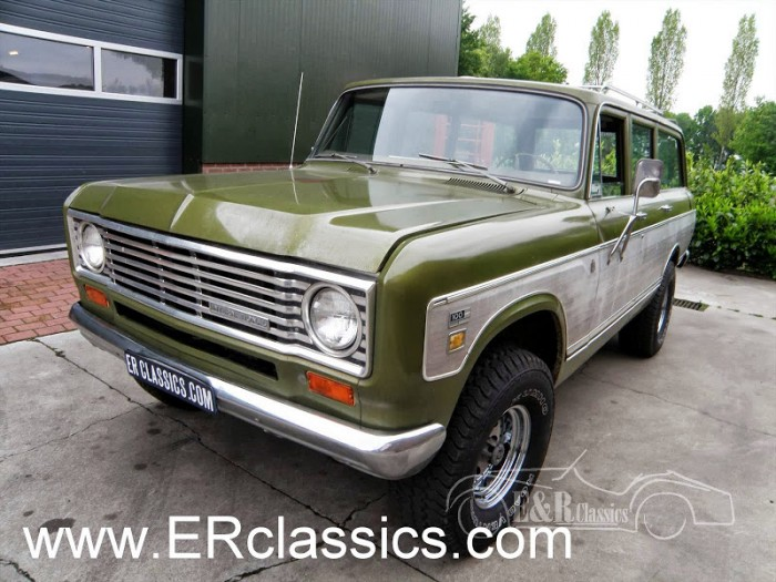 Jeep 1974 kopen