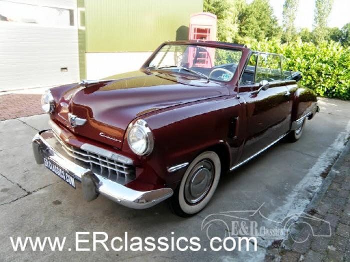 Studebaker 1949 kopen