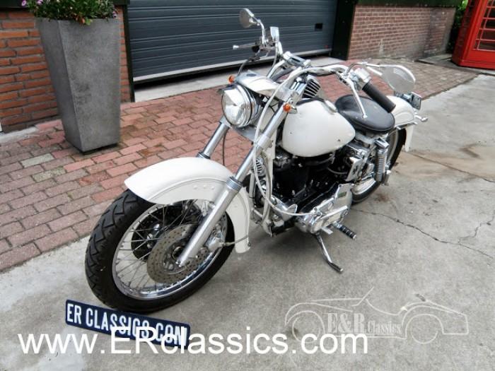 Harley Davidson 1974 kopen