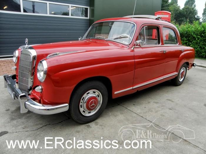 Mercedes 1958 kopen