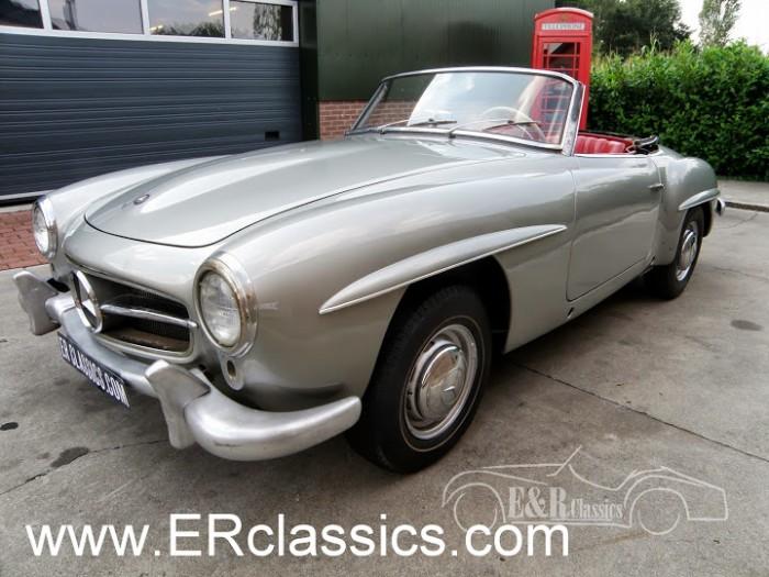 Mercedes 1957 kopen