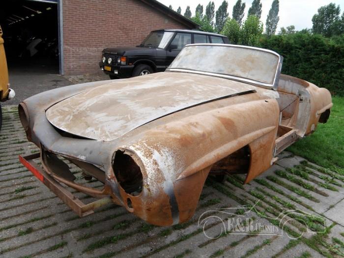 Mercedes 1955 kopen