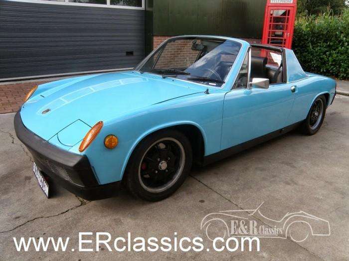 Porsche 1974 kopen
