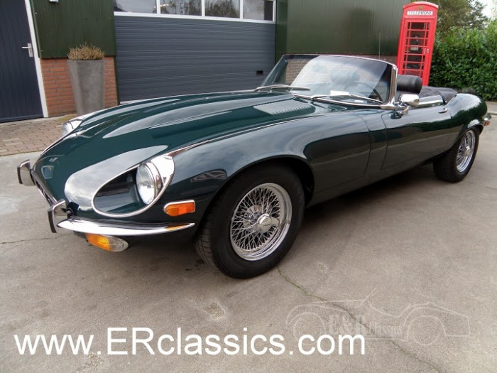 Jaguar 1972 kopen