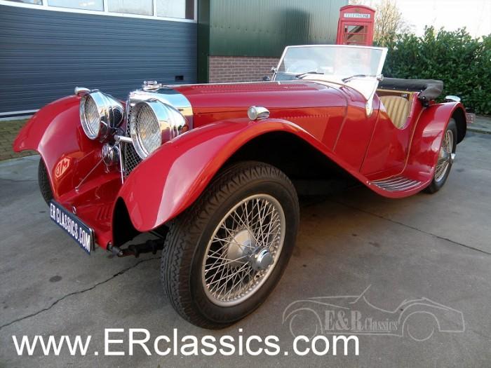 Jaguar 1936 kopen