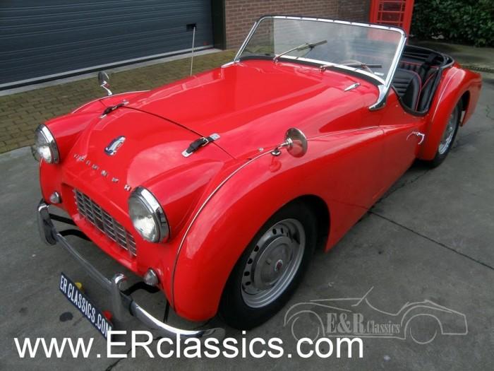 Triumph 1958 kopen