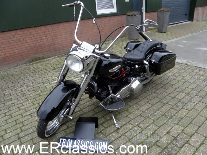 Harley Davidson 1966 kopen