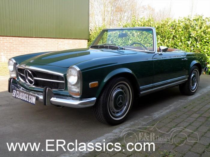 Mercedes 1968 kopen