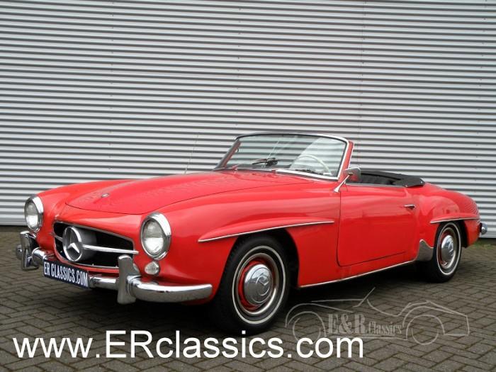 Mercedes 1961 kopen