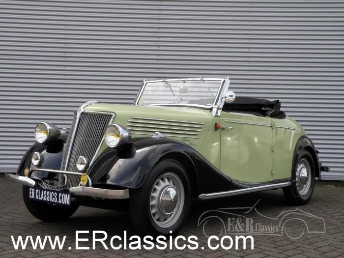 Renault Primaquatre Spider 1937 kopen