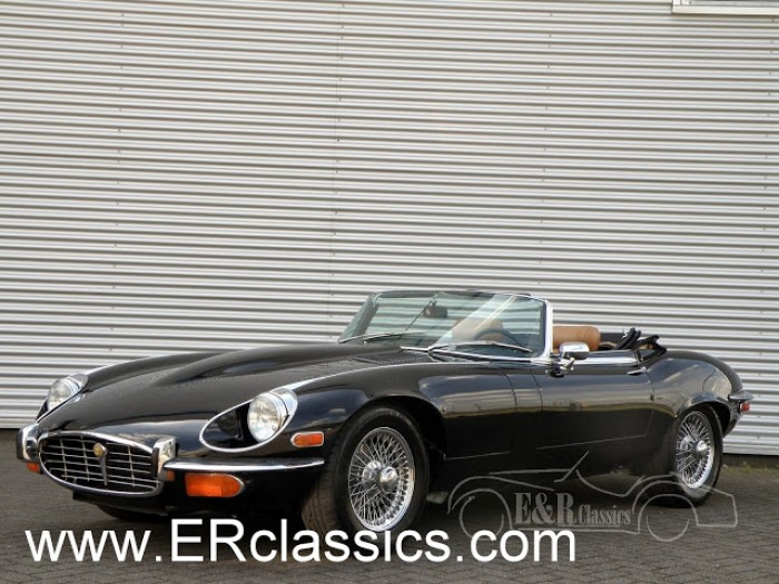 Jaguar E-Type 1972 kopen