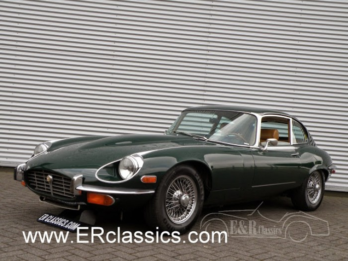 Jaguar 1971 kopen