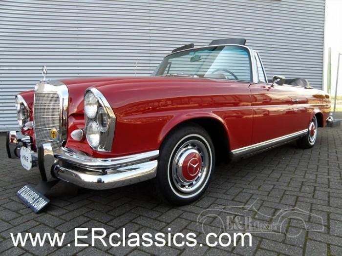 Mercedes 1962 kopen