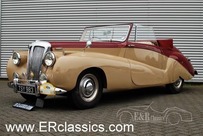 Daimler 1951 kopen