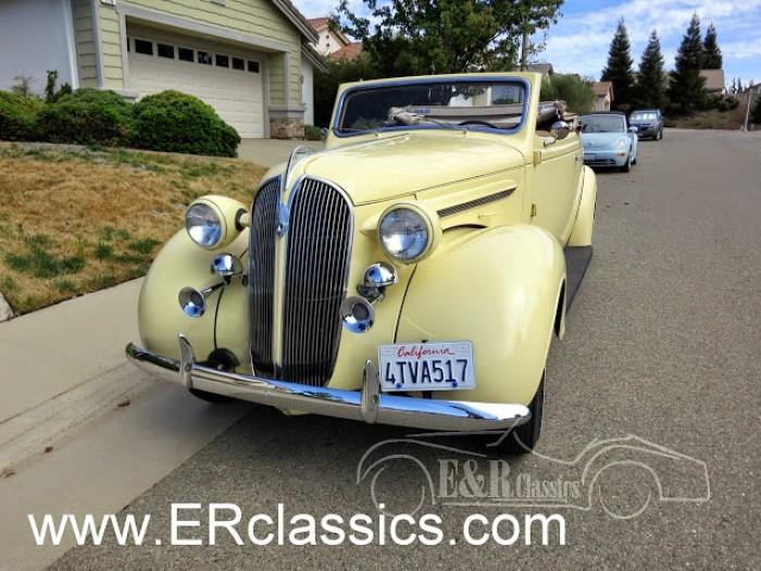 Plymouth 1937 kopen