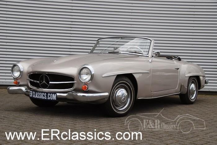 Mercedes 1960 kopen