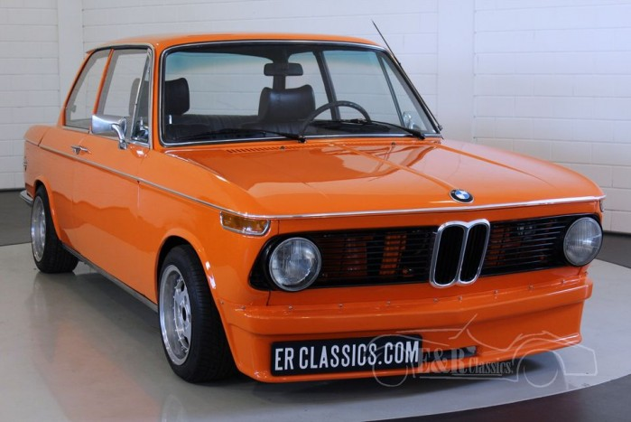 BMW 1502 Sedan 1975 kopen