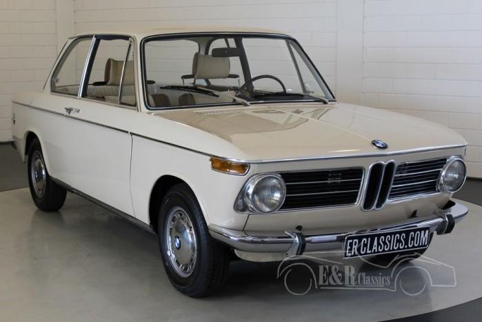 BMW 2002 Automatic E10 1971 kopen