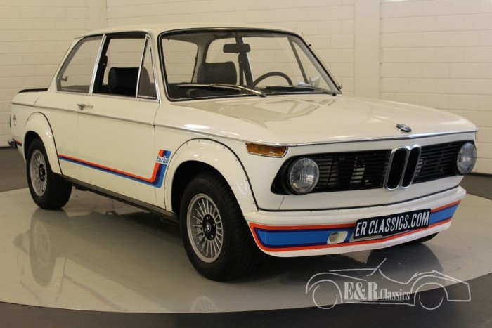 BMW 2002 Turbo Look 1974  kopen