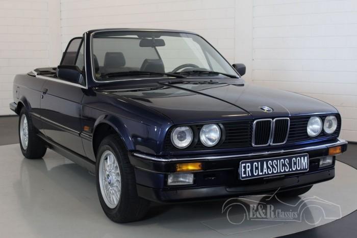 BMW 320i E30 cabriolet 1988 kopen