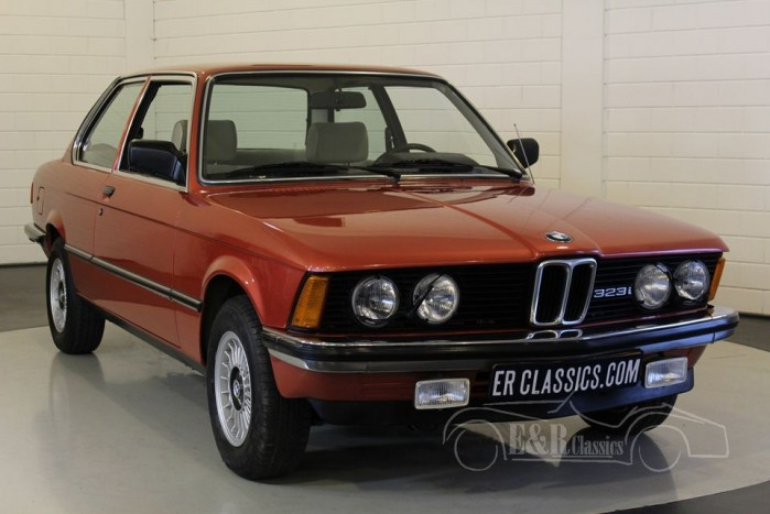 BMW 323i coupe E21 1981 kopen