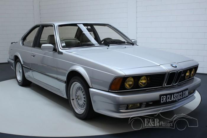 BMW M635 CSI 1984  kopen