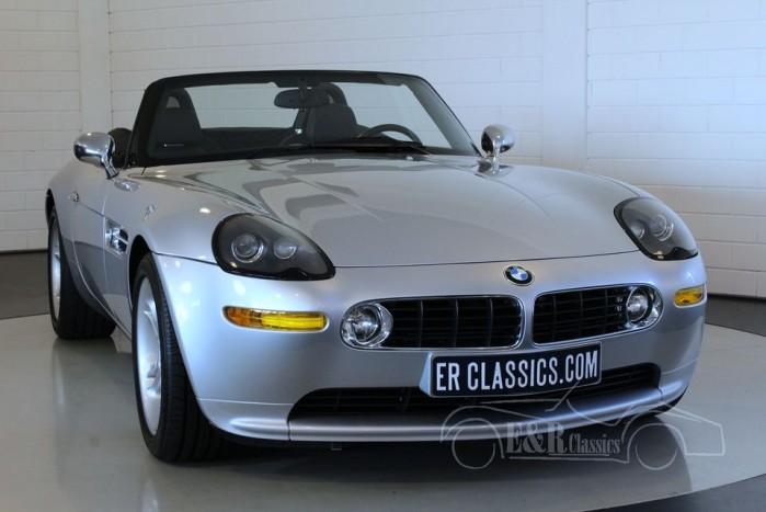 BMW Z8 cabriolet 2003 Titanium Silver kopen