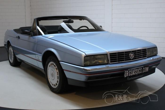Cadillac Allanté Cabriolet 1990 kopen