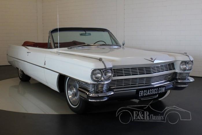 Cadillac DeVille Convertible 1964 kopen
