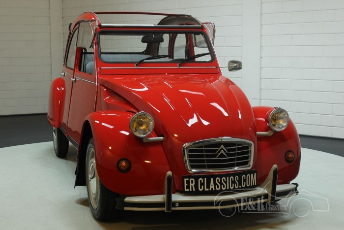 Citroën 2CV 1985  kopen