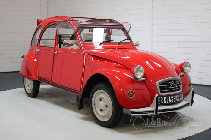 Citroën 2CV6 kopen