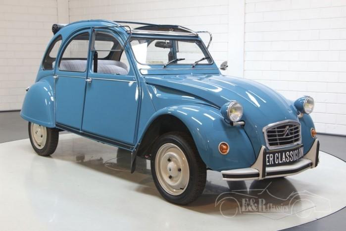 Citroën 2CV6 Club kopen