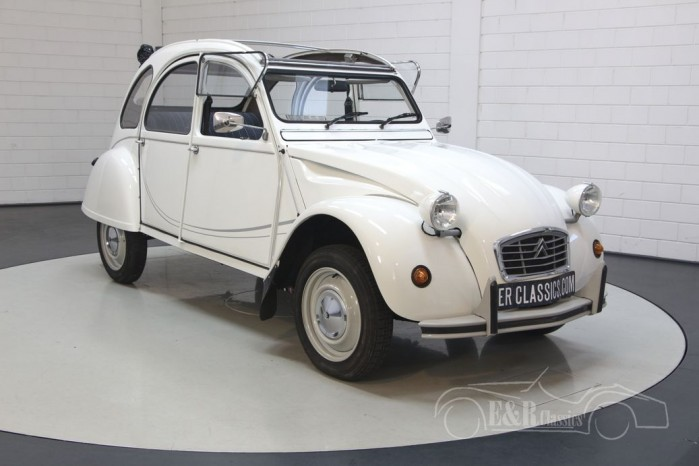 Citroën 2CV Club kopen