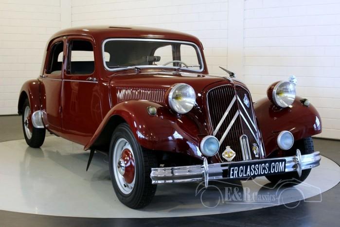 Citroën Traction Avant 11CV 1953 kopen