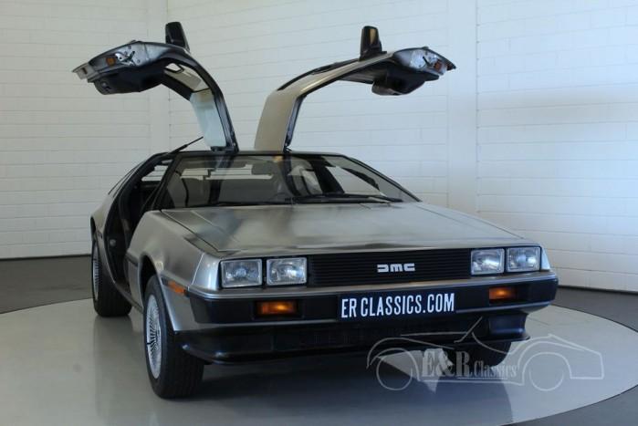 Delorean DMC-12 Coupe 1981  kopen