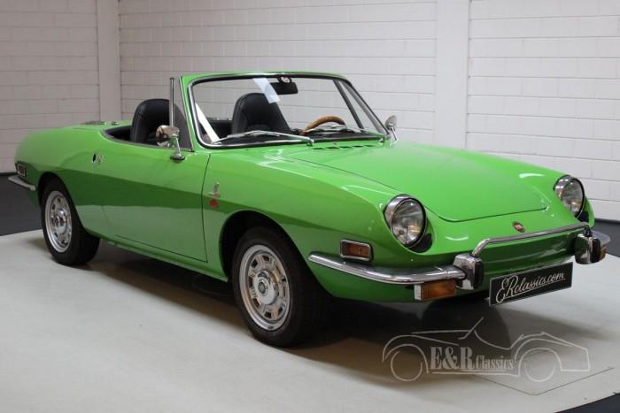Fiat 850 Spider Sport 1972 kopen