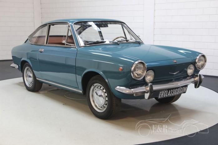 Fiat 850 Sport Coupe kopen