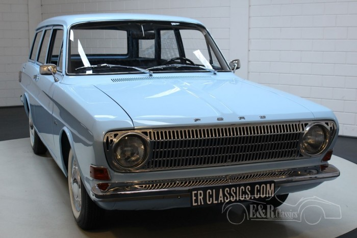 Ford 12M Turnier 1969 kopen