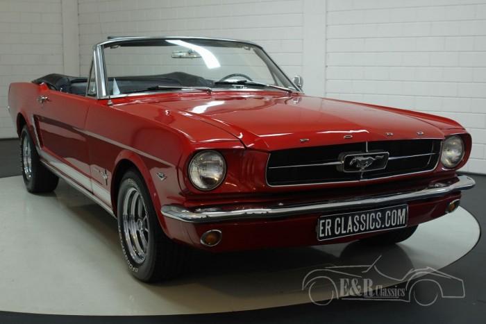 Ford Mustang cabriolet 1965  kopen